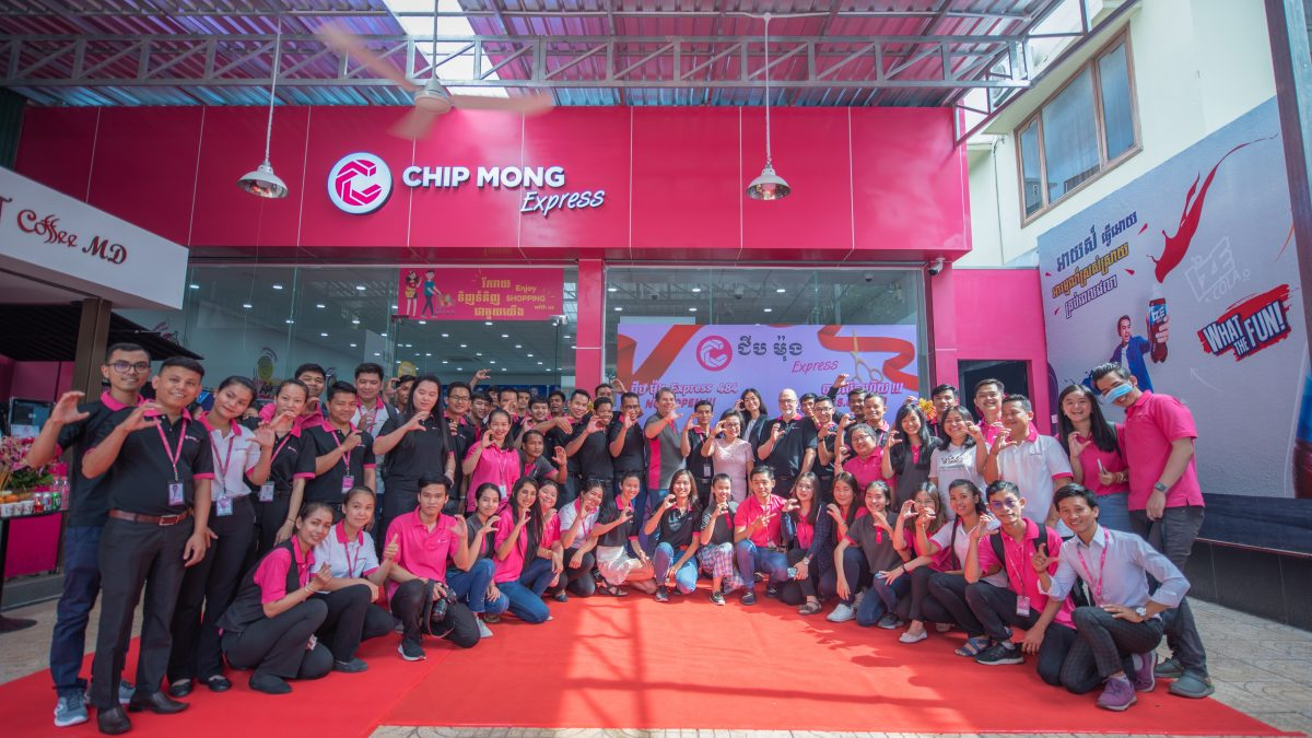 Chip Mong Retail Launches Chip Mong Express 484