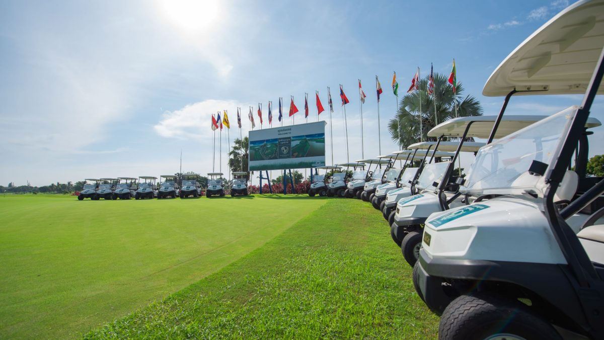Chip Mong Land Invests Over USD1 Million into Grand Phnom Penh Golf Club